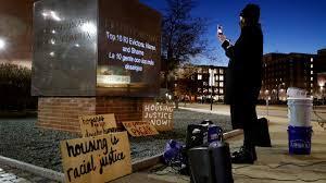 Evictions Rise, Advocates Shame