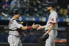 Red Sox 2, Mets 1