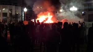 Violence Comes To Providence