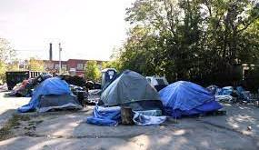 Homeless Move... Again