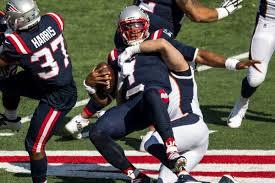 Broncos 18, Patriots 12