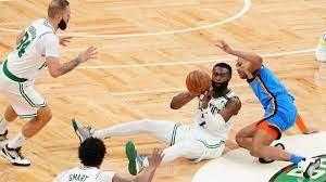 Celtics Lose Again, 119-115