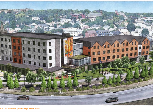 Changes Coming To Metacomet, Tidewater & Parcel 9