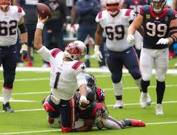 Patriots fall to Texans, 27-20