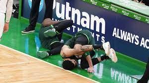 Celtics Lose: Tatum, Brown Injured