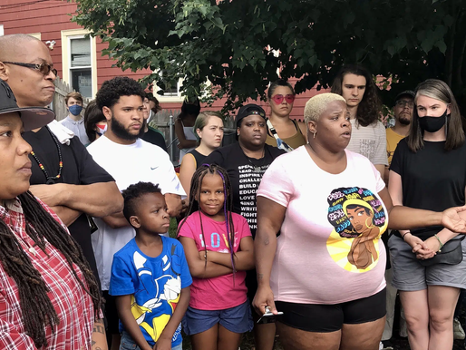 Should Social Workers Have Gone To Sayles Street? And GoFundMe Takes Sides