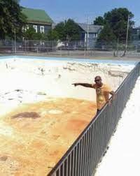 Pools, Parks & The Rat Problem