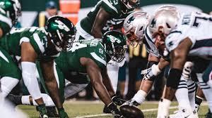 MNF: Pats vs Jets