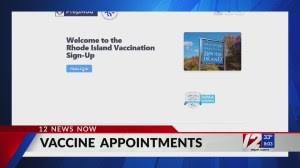 Vaccine Appointments Added