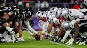 Patriots vs Ravens