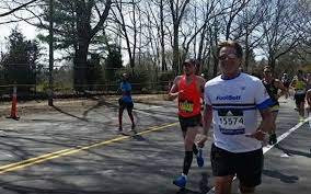 Virtual Boston Marathon & More Local Sports
