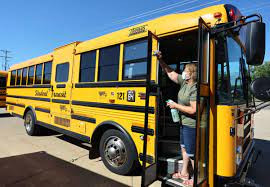 Finding Bus Drivers & Woke Teachers