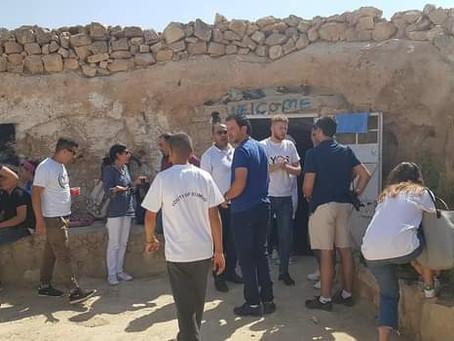 Saroura Caves Renovation