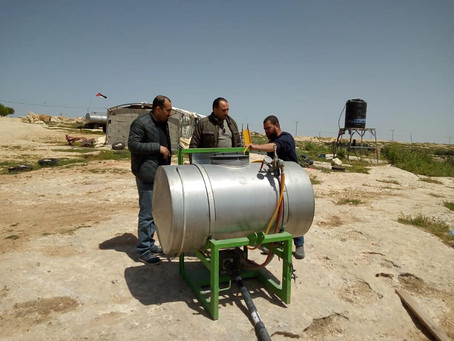 Solidarity with the Farmers of Susya in South Hebron Hills