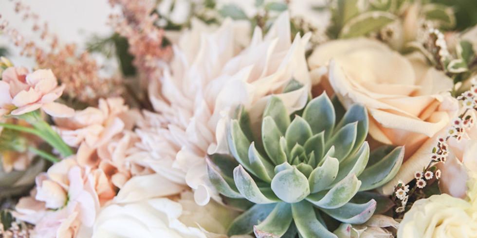 Galentine's Day - A Floral Workshop