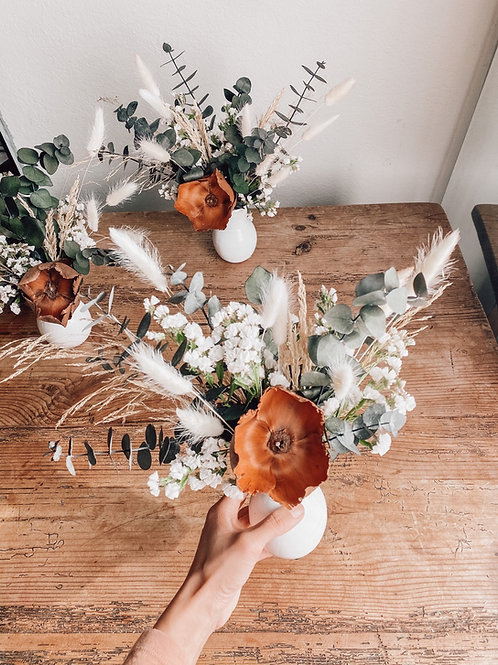 Dried Monthly Floral Subscription (Shipped)