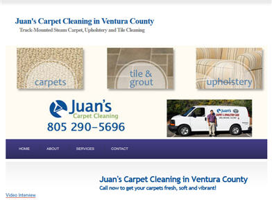 Juan's Carpet Cleaning