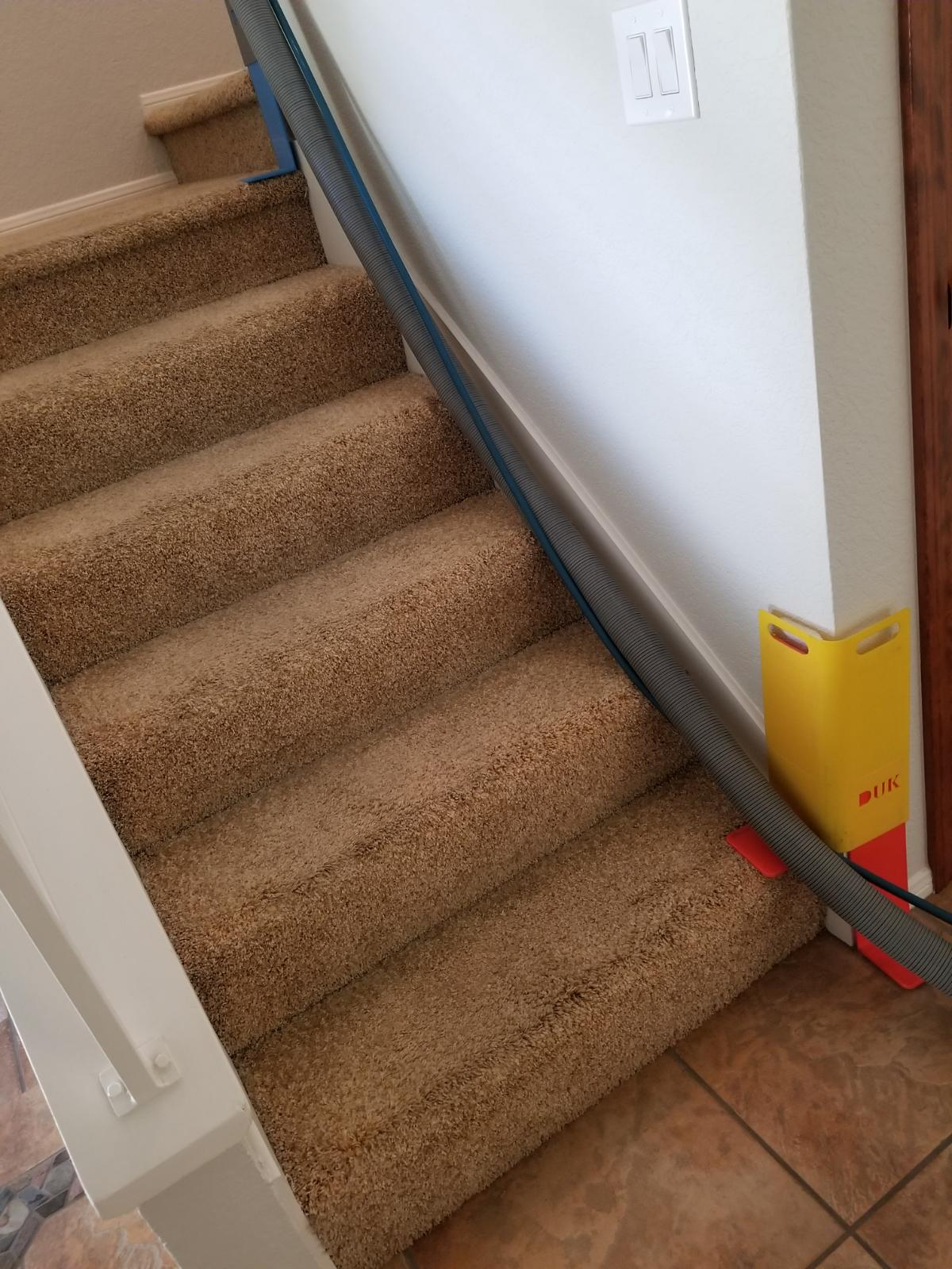 Carpet Cleaning Corner Protector