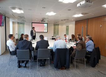 ForeCoast® Marine team holds UK Ports workshop