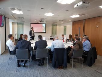 ForeCoast® Marine team holds UK Ports workshop