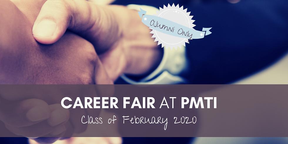 POSTPONED | Career Fair (Alumni Only)