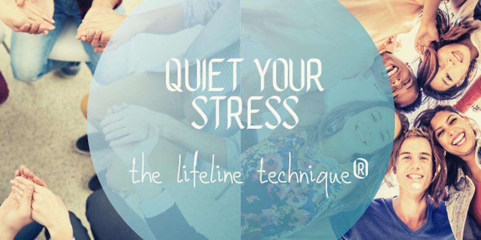 ONLINE | Quiet Your Stress: Lifeline