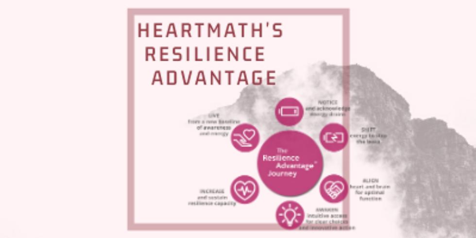 HeartMath's Resilience Advantage | POSTPONED