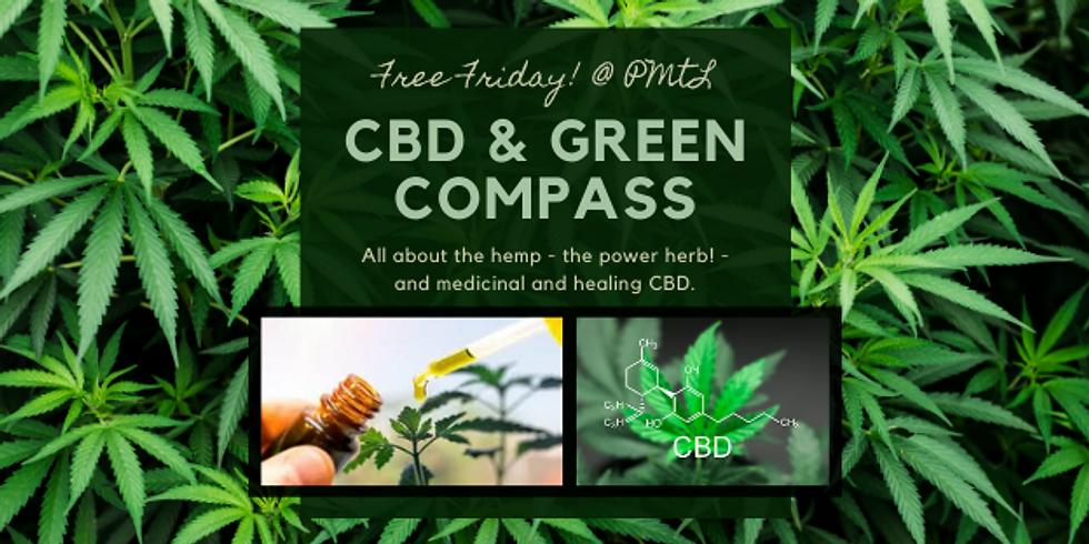 FREE FRIDAY: CBD & Green Compass