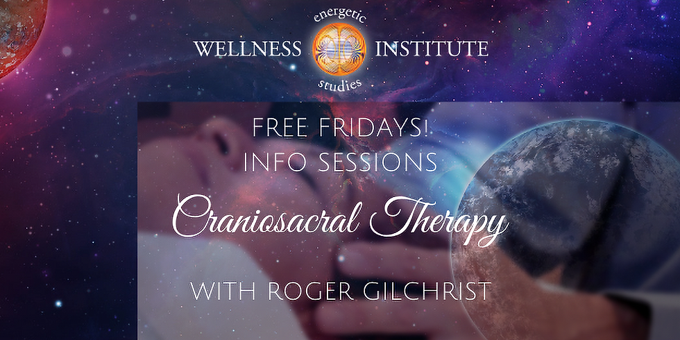 What is Craniosacral Therapy? (POSTPONED as of 3/16)