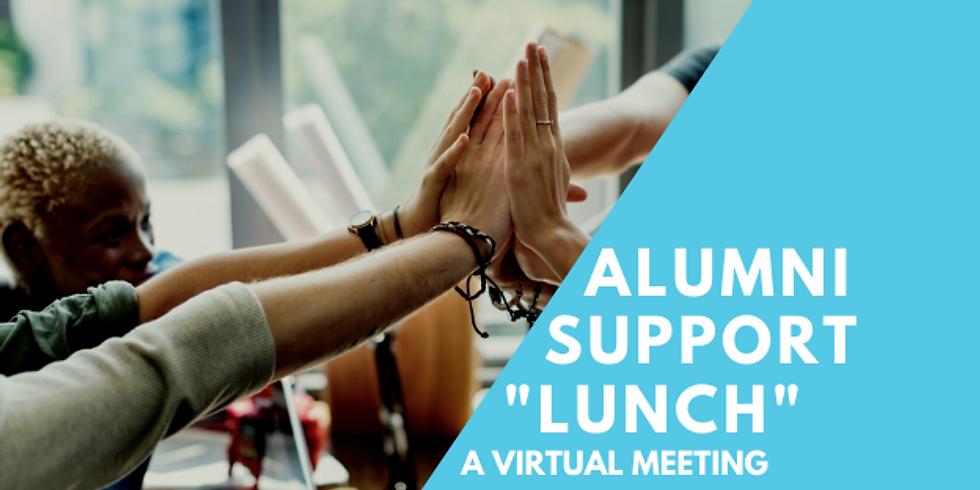 "ONLINE | Alumni Support ""Lunch"""