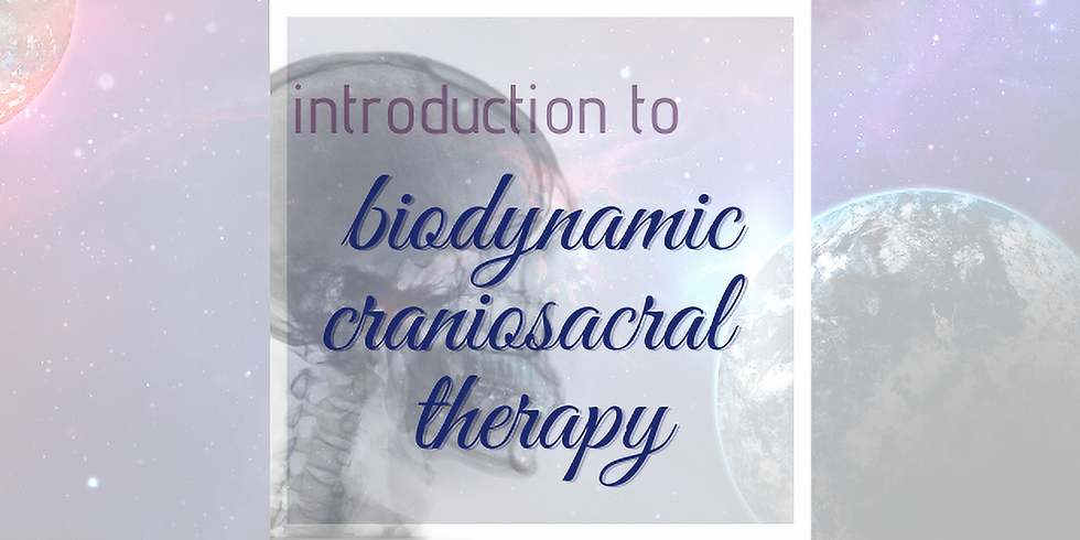 Introduction to Biodynamic Craniosacral Therapy