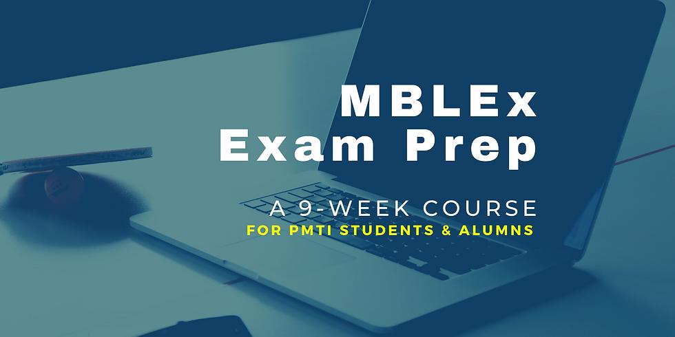VIRTUAL | MBLEx Prep Course (Alumni Only)