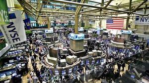 New York borsası %1'e yakın değer kaybetti