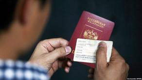 """""""Tegin"""" sözü tegin cerden caralbağan: Qyrğyz pasportu cana ortoq latyn alfaviti tuuraluu oj coruu"""