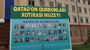 Rustambek ağaj cana Özbekstandağy stalindik cazaloonu iliktöö