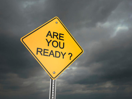 Get ready get through-QAP disaster kit