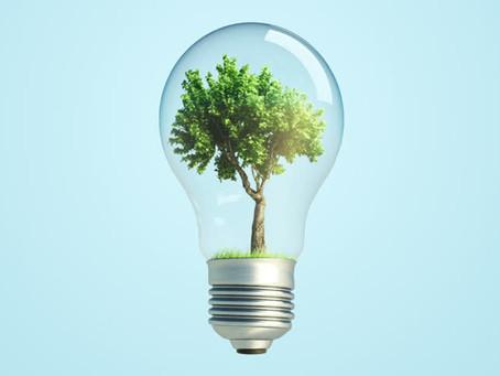 Save power save money save earth