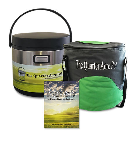 The Quarter Acre Pot Combo Deal