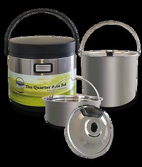 The Quarter Acre Pot
