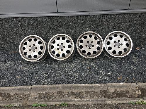 Audi A4/A6 velgen-set