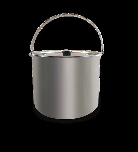 Quarter Acre Pot 6 litre stainless steel saucepan