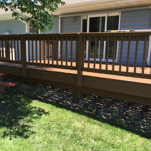 Bonnie Deck After