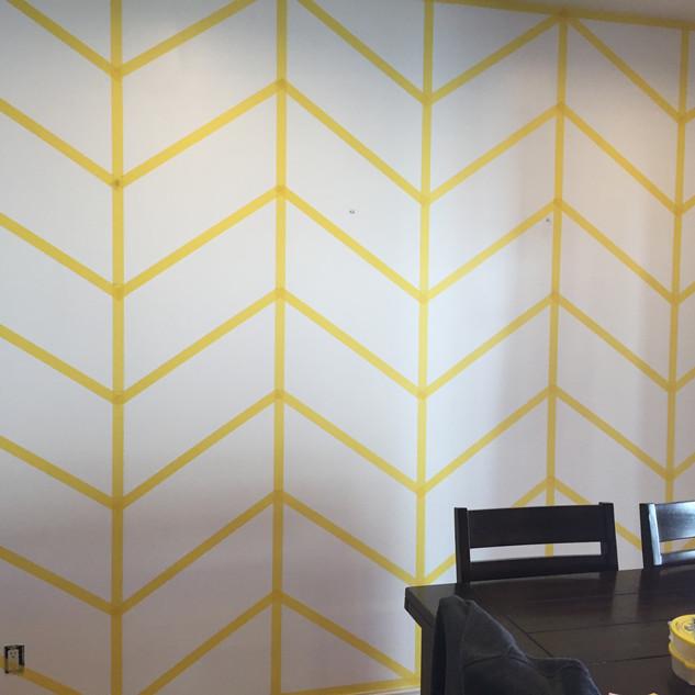 Kate Wall Design Taping