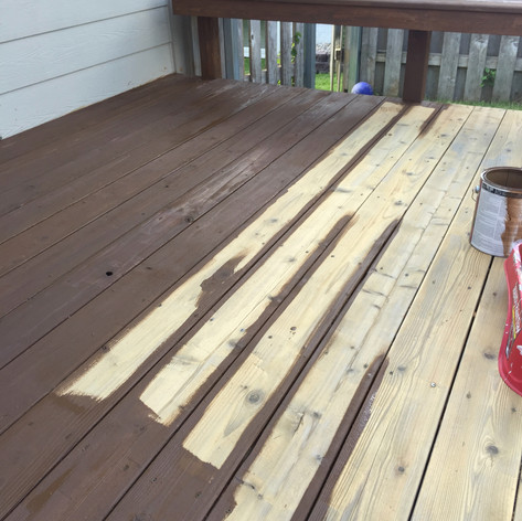 Kate Deck During
