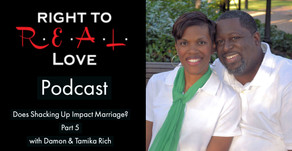 Does Shacking Up Impact Marriage? [Part 5]