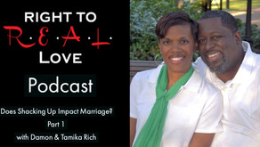 Does Shacking Up Impact Marriage? [Part 1]