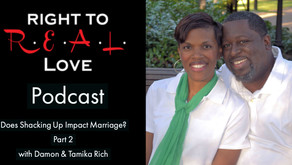 Does Shacking Up Impact Marriage? [Part 2]