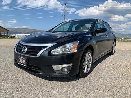 2015 Nissan Altima SV