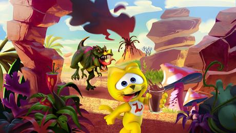 Dinossaurs Adventure