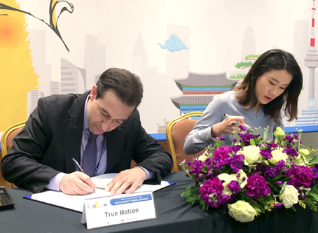True Motion e OCON assinam acordo de distribuição de novos conteúdos na América Latina.
